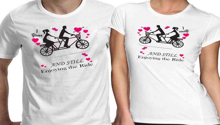 Couple-T shirt