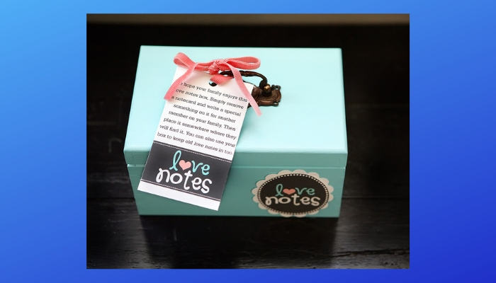 Box of Love Notes