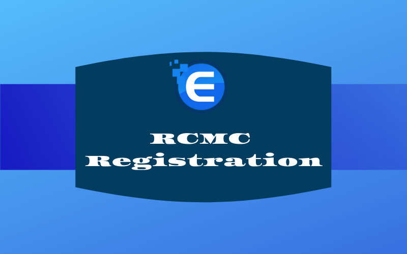 RCMC Registration