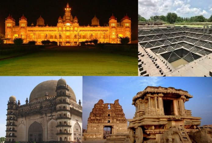 Spots in Karnataka