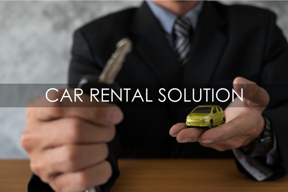 car rental solution