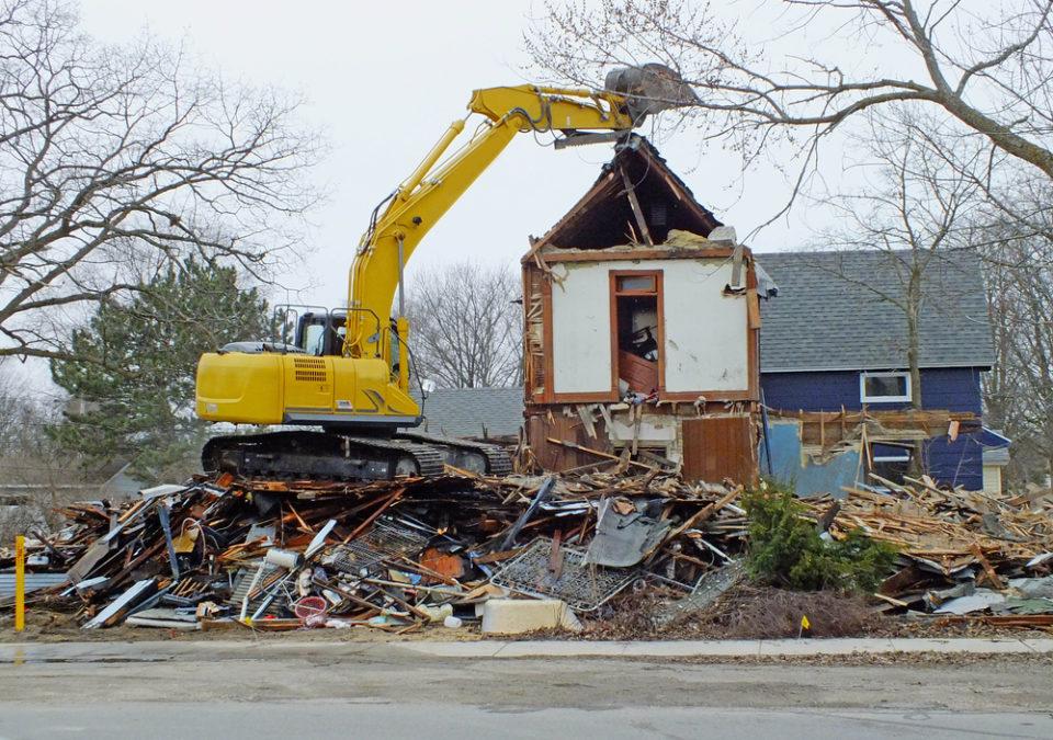Hiring a Demolition Company