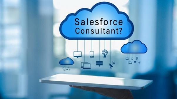 salesforce consultant